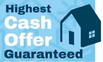 We understand the value of your property. We will pay you a fast, fair cash price in as little as 7 days.